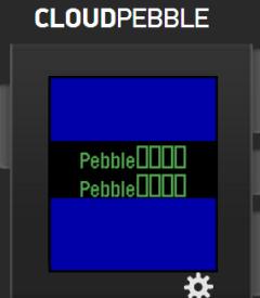 cloudpebble